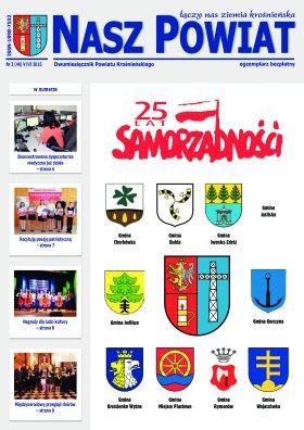 Nasz Powiat V VI 2015 strona 1