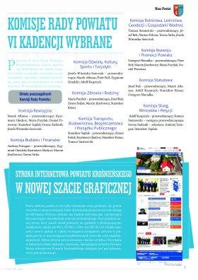 Nasz Powiat Nr 5 (66) XII 2018 strona 3