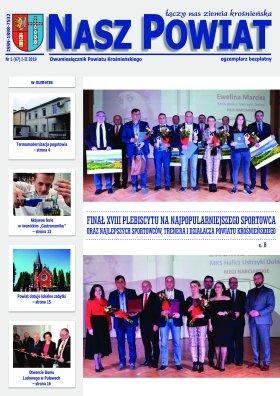 Nasz-Powiat Nr 1 (67) I-II 2019 strona 1