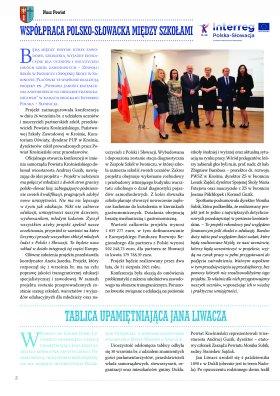 Nasz-Powiat Nr 5 (71) IX-X 2019 strona 2