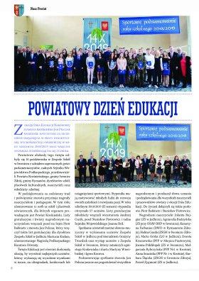 Nasz-Powiat Nr 5 (71) IX-X 2019 strona 8