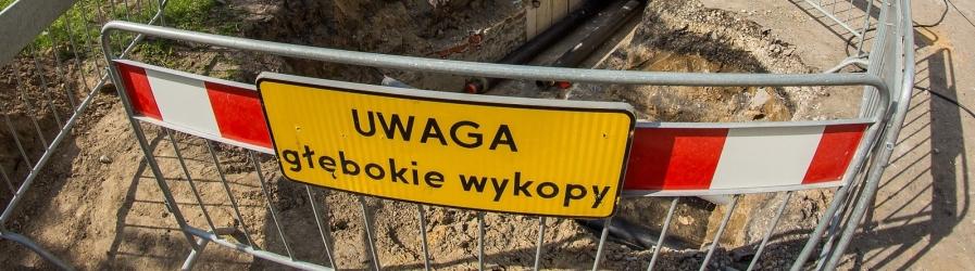 Zamknięcie odcinka drogi powiatowej nr 1961R Odrzykoń - Sporne