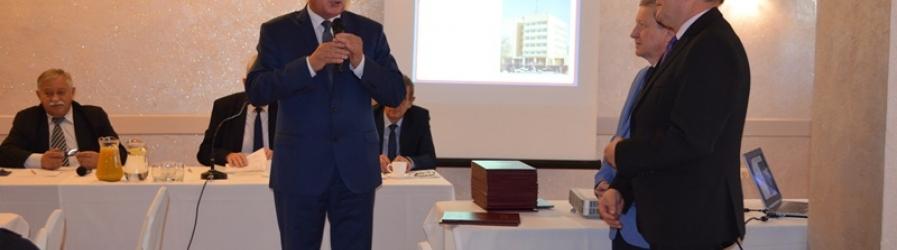 Ostatnia sesja V kadencji Rady Powiatu Krośnieńskiego