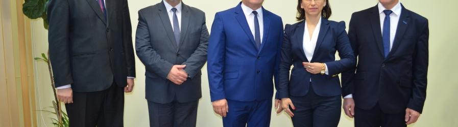 Pierwsza Sesja Rady Powiatu Krośnieńskiego nowej kadencji (2018 - 2023)