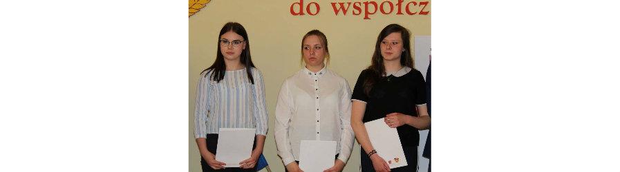 Uczennica ZSGH w Iwoniczu-Zdroju laureatką II edycji Ogólnopolskiego Turnieju na Najlepszego Ucznia w Zawodzie Kucharz