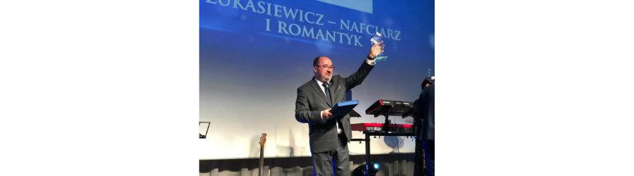 """I miejsce dla filmu  """"Łukasiewicz Nafciarz Romantyk"""""""