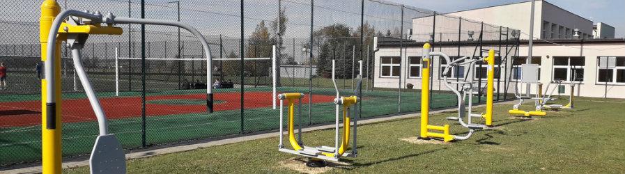 Inwestycje w zdrowie i sportowy tryb życia. Nowe otwarte Strefy Aktywności