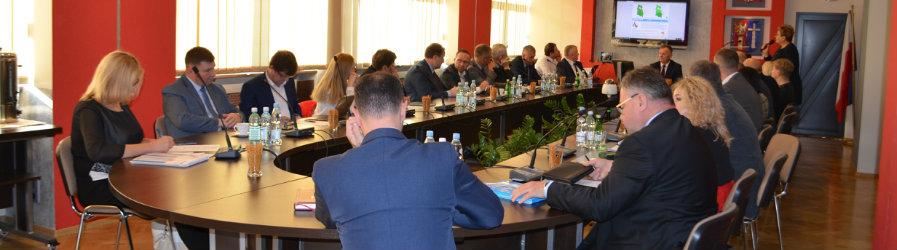 Z obrad XII sesji Rady Powiatu
