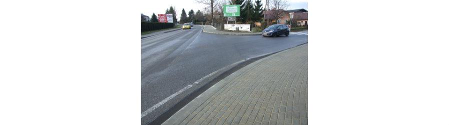 Inwestycje powiatowe w gminie Chorkówka
