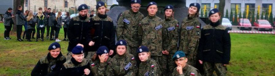 Przygotowania do utworzenia oddziału wojskowego w jedlickim liceum