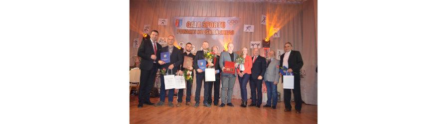 Uroczysta Gala Sportu Powiatu Krośnieńskiego