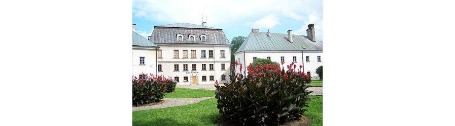 Muzeum Historyczne - Pałac w Dukli otwarte dla zwiedzających