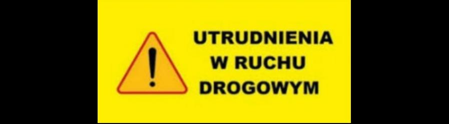 Uwaga kierowcy! Utrudnienia na drodze w Klimkówce